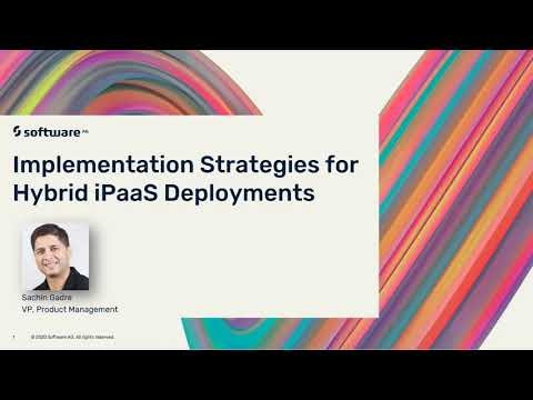 Implementation Strategies for Hybrid iPaaS Deployments
