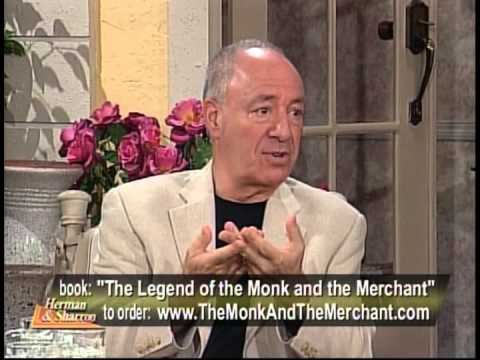 Herman and Sharron   Terry Felber  The Legend of the Monk and the Merchant