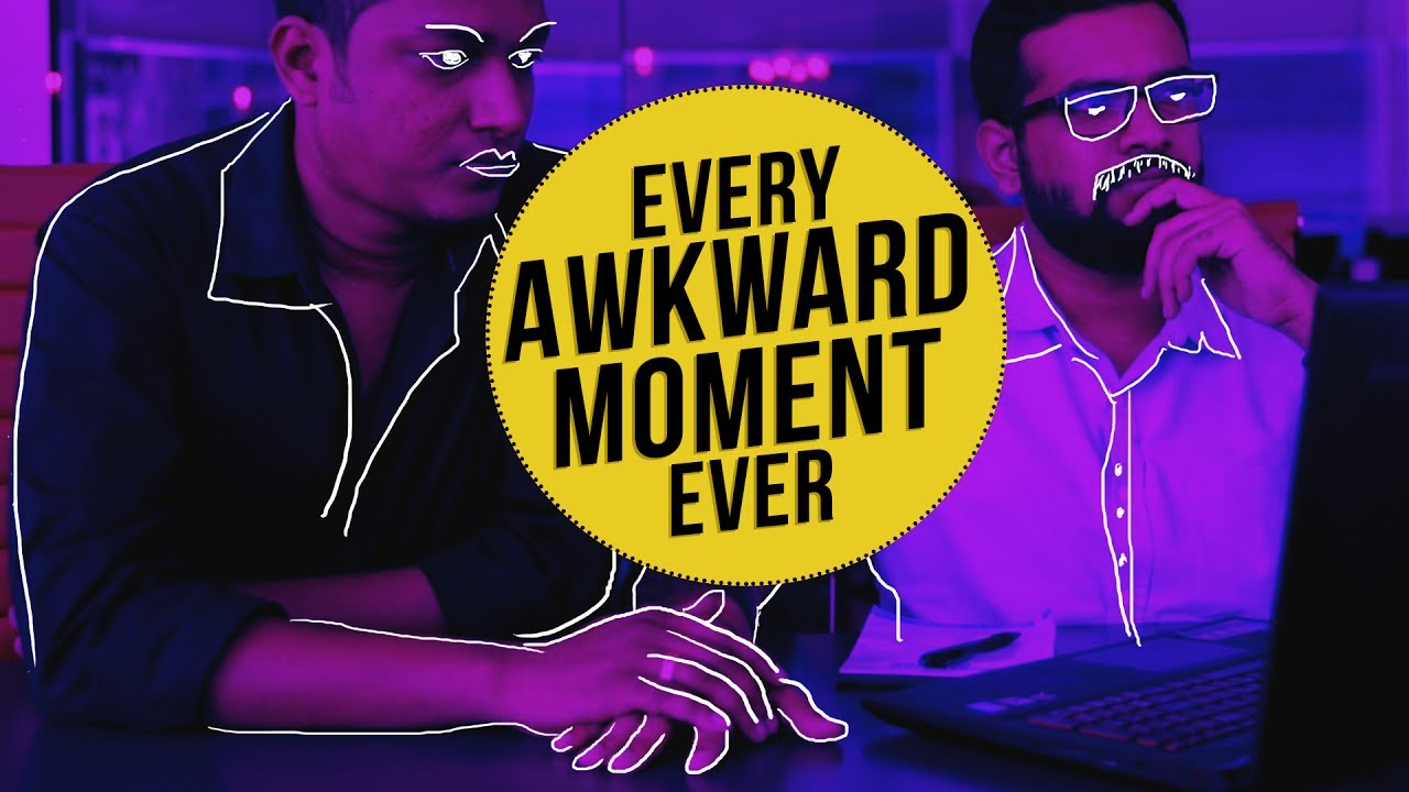 Every Awkward Moment Ever (Part 1) | Being Indian