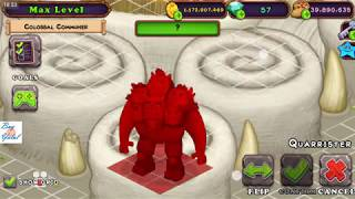 How to compose Thunder Beat Remix Song v1 Part 1/3 on Composer Island - My Singing Monsters