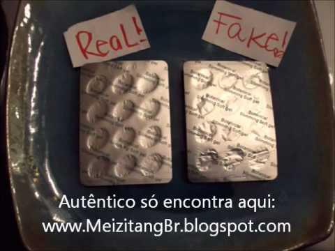 Meizitang Falso vs Meizitang Auténtico - Monterrey   Doovi