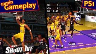 NBA ShootOut 2002 ... (PS1) 60fps