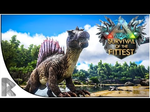 10 DINO TAMES, 10 KILLS!  Survival of the Fittest Part 6 Free to Play