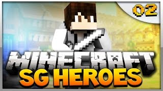 Minecraft SG Heroes: Game 2 - Unexpected Ending
