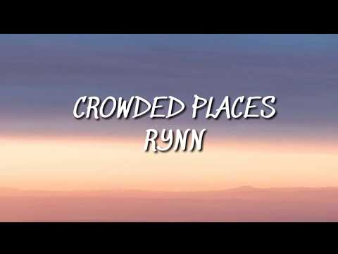 """Rynn   Crowded Places (From """"Songland"""")"""