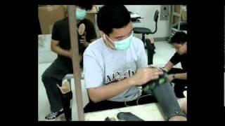 Philippine School of Prosthetics and Orthotics MOU video