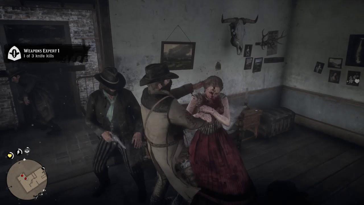 Red Dead Redemption Robbing Valentine Doctor Youtube