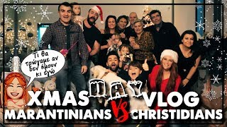 Christmas Day Vlog   SissyChristidou