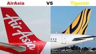 Video AirAsia VS Tigerair download MP3, 3GP, MP4, WEBM, AVI, FLV Juni 2018