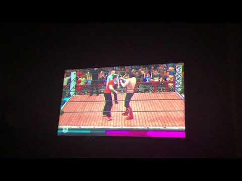 WWE 2K18 Christian Maracle and Infinite Lists vs The Nerdcubed Crew