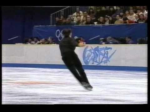 Michael Weiss (USA) - 1998 Nagano, Figure Skating, Men