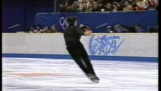 Michael Weiss (USA) - 1998 Nagano, Figure Skating, Men