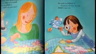 3-Year-Old Taryn reads