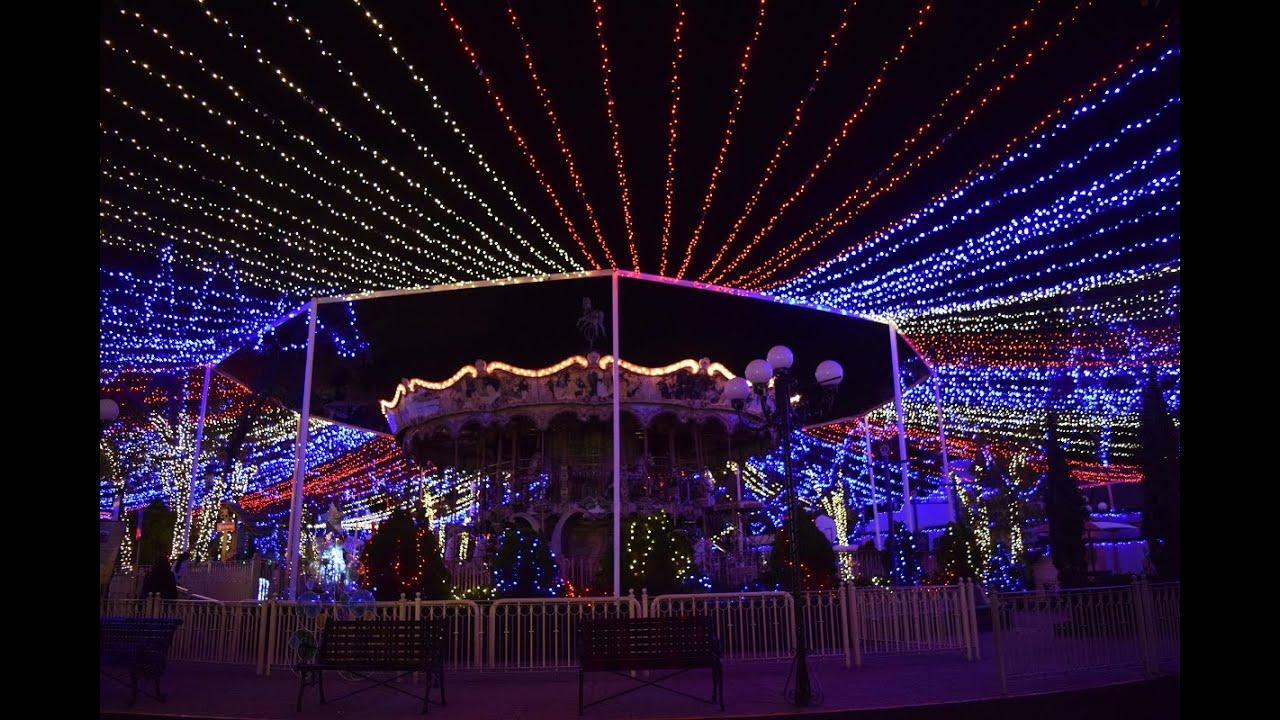 Six Flags Christmas In The Park 2020 Six Flags Mexico Christmas In The Park 2020 | Fhsdhg