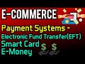 Payment Systems- Smart Card | E-Money | Electronic Fund Transfer(EFT) | e-Commerce
