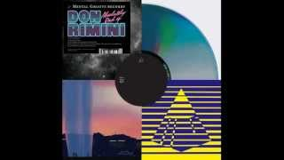 Don Rimini - Let Me Back Up (The Driver aka Manu Le Malin Feat Lunatic Asylum Remix)