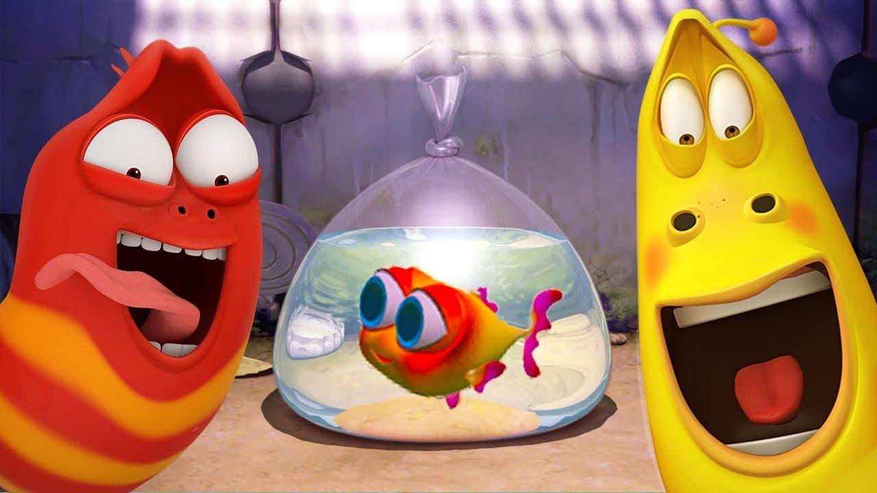 Download LARVA - BABY FISH SPECIAL | Cartoon Movie | Cartoons For Children | Larva Cartoon | LARVA Official