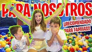 VERY FUN CHILDREN'S PARK! for FAMILIES and CHILDREN /// Familukis