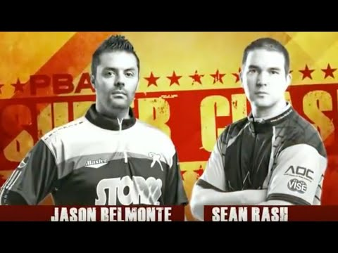 PBA Super Clash - Jason Belmonte vs. Sean Rash