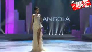 Miss Universo 2011 Angola Leila Lopes (RECOPILACION)