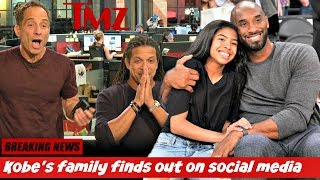 TMZ Released News of Kobe Bryant BEFORE His Family Found Out
