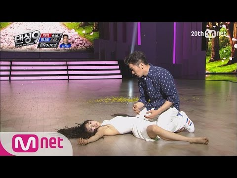 Dancing9S3 Kim Kisoo fell in love with Balloon Doll? Kim Kisoo – Blue Eye EP05