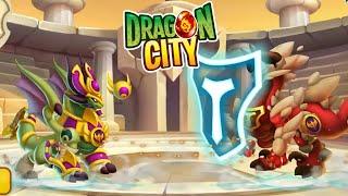 ME ENFRENTO A PUROS DRAGONES AL 70 - Dragon City