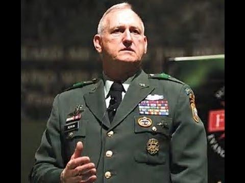 Former Delta Force General Jerry Boykin talks about Victor Marx