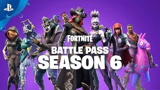 Fortnite - Season 6 Battle Pass: Now with Pets! | PS4
