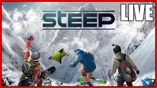 WINTER WONDERLAND - Steep (PC) LIVE