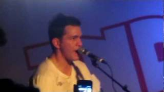 Andy Grammer at the HOB Dallas - Keep your head up