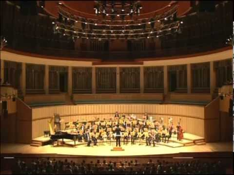 """Kelly Tang - """"Three Portraits for Symphonic Band"""" - Orchestra Collective"""