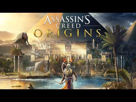 Assassin's Creed Origins Main Theme   Assassin's Creed Origins OST  Sarah Schachner