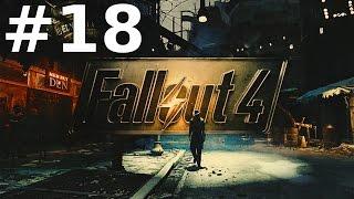 Fallout 4 Прохождение 18 - Добрососедство и Дом Воспоминаний