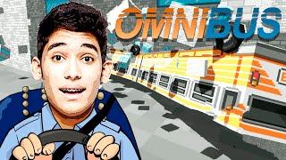 VIREI UM MOTORISTA DE ÔNIBUS !! - BUS GAME