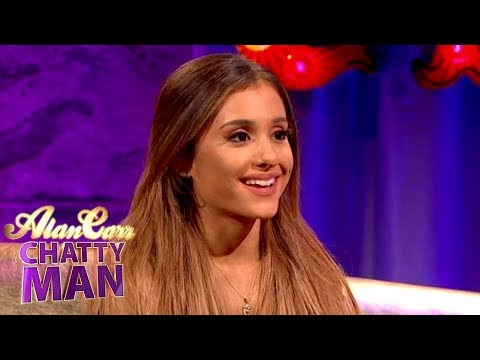 Ariana Finds Out What 'Spunky' Means   Full Interview   Alan Carr Chatty Man