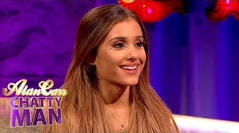 Ariana Finds Out What 'Spunky' Means | Full Interview | Alan Carr Chatty Man