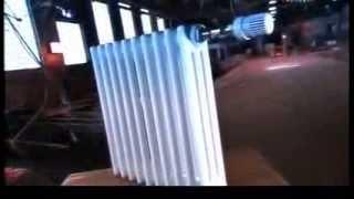 Производство радиаторов Zehnder(Как происходит производство радиаторов Zehnder, небольшая экскурсия на завод Zehnder. С каталогом радиаторов..., 2014-03-08T13:50:25.000Z)