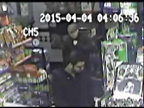 Hamilton Police Variety Store Robbery Investigation