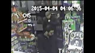 Hamilton Police Variety Store Robbery Investigation