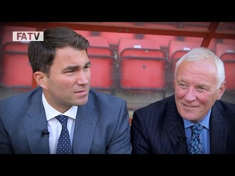 Eddie Hearn and Barry Hearn | FATV Focus