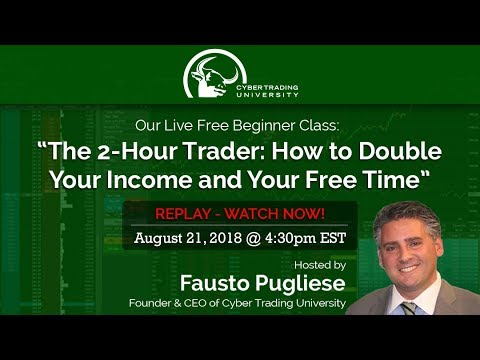 The 2-Hour Trader: How to Double Your Income and Your Free Time