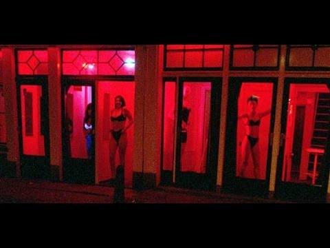 Trollstation Amsterdam Red Light District