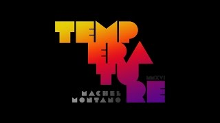 Temperature (Official Lyric Video) - Machel Montano | Soca 2016