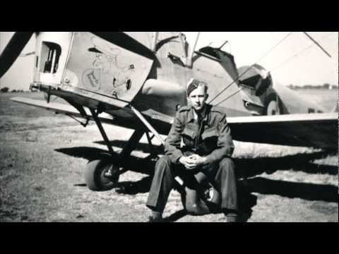 Pilot training system in South Africa during ww2: Fritz Johl