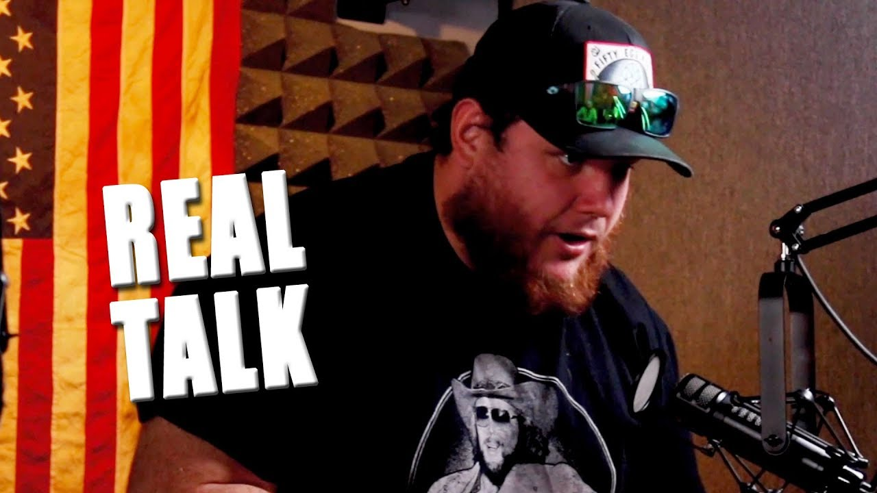 Interview: Luke Combs Gets Real About Eric Church