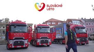 Slovácké léto 2019: Přípravy