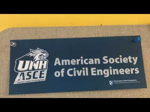 Civil Engineering project UNH