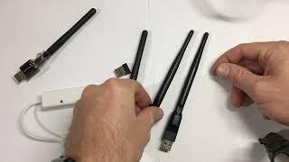 как выбрать wifi адаптер для спутникового или т2 тюнера