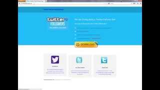 Twitter Follower Bot Free Unlimited Twitter Followers